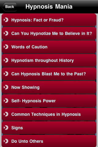 Hypnosis Mania - Unmasking The Mysteries And Powers Of Hypnotism! Download