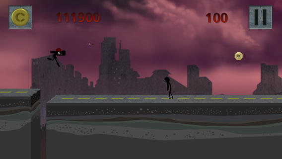 I Am Stickman PRO - The Dead Zombie Apocalypse Massacre Download