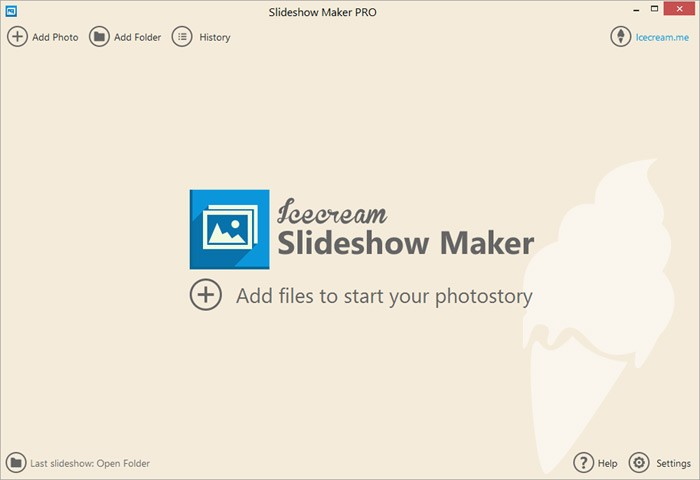 Icecream Slideshow Maker Download