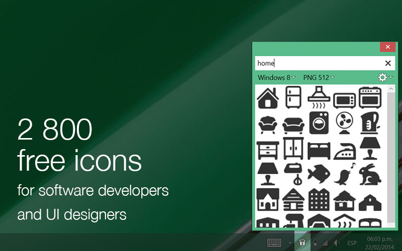 Icons8 App for Windows Download
