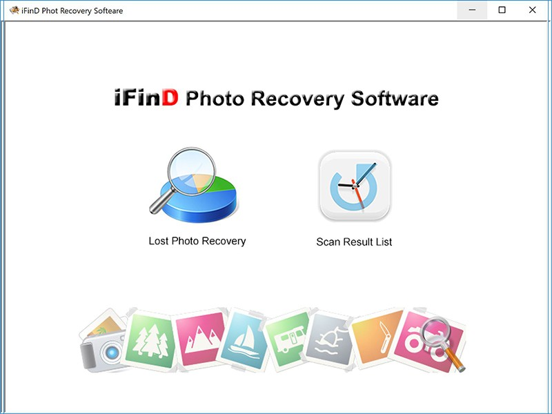 iFinD Photo Recovery Download
