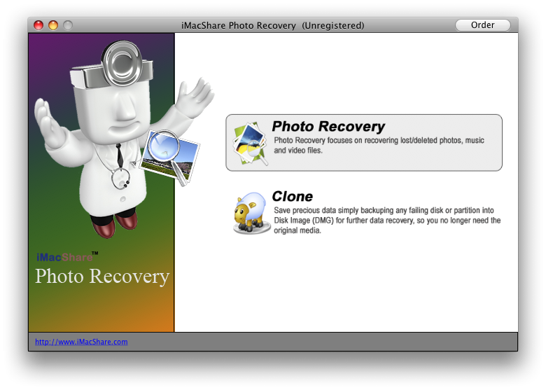 iMacShare Photo Recovery for Mac Download