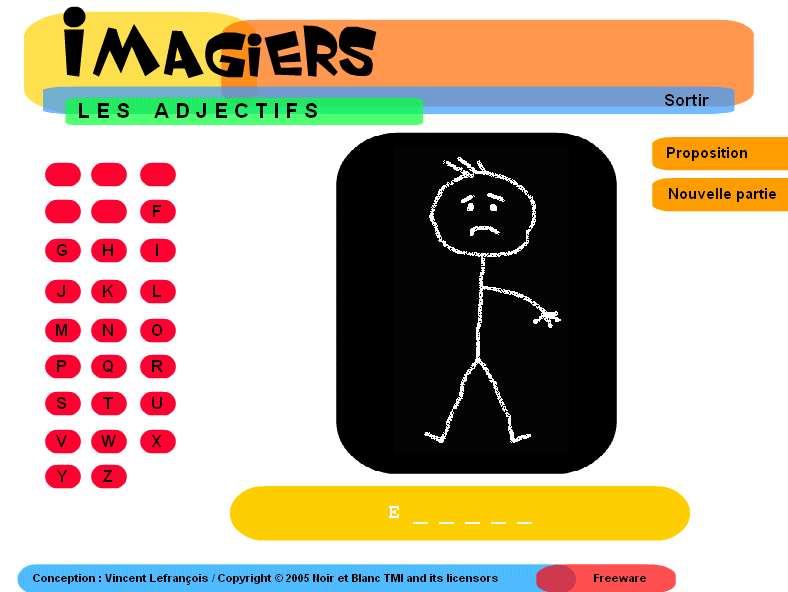 Imagiers - Learn French / The hangman Download