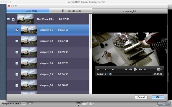 ImElfin DVD Ripper for Mac Download