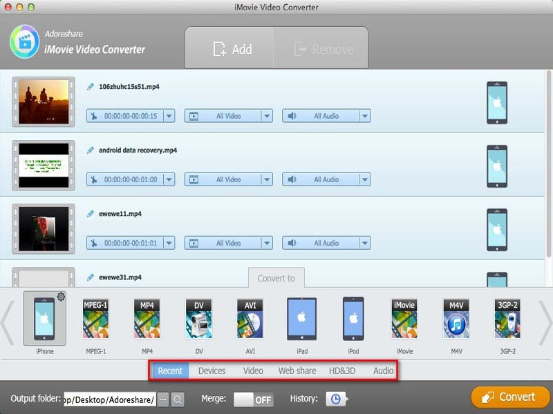 Download or convert Youtube videos, Dailymotion and
