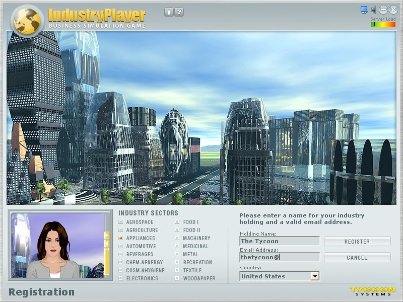Industryplayer - Business Strategy Game Download