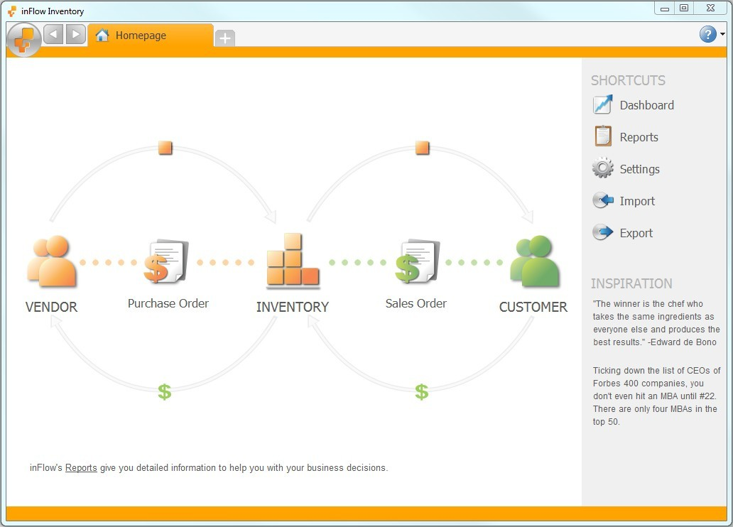 inFlow Inventory Software Free Edition Download