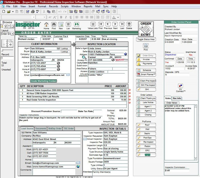 Inspector FX Home Inspection Software Download