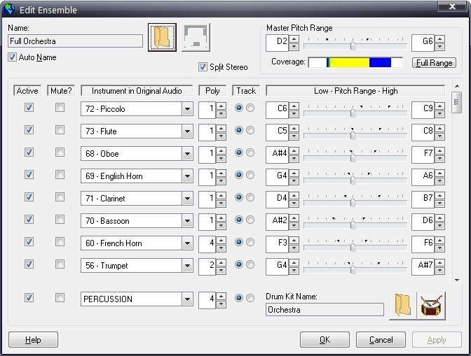 Intelliscore Ensemble MP3 to MIDI Converter Download