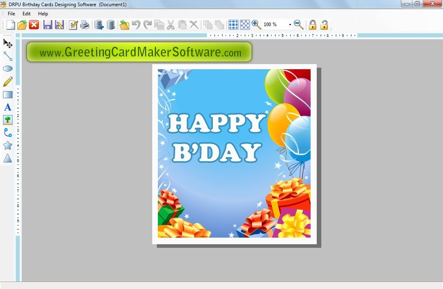 870 x 568 · 68 kB · jpeg, Half-Fold Birthday Card Templates