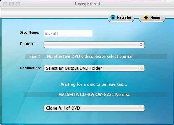 iovSoft DVD Copy for Mac Download