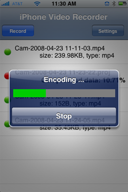 iPhone Video Recorder Download