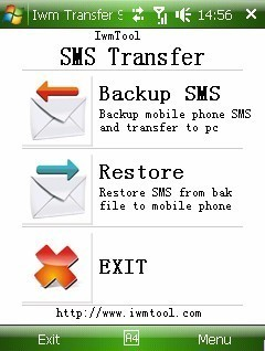 Iwm Transfer SMS Download