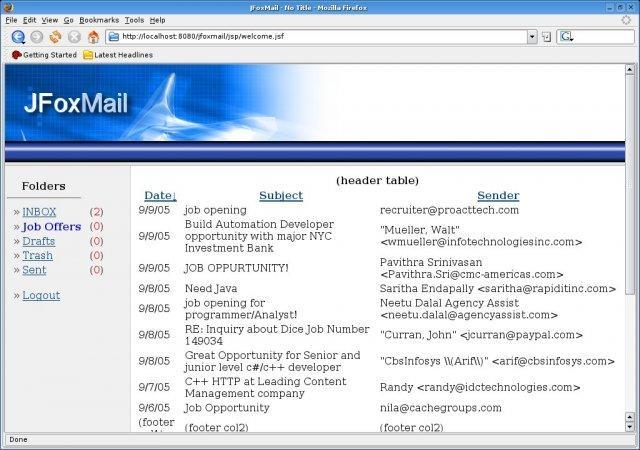 JFoxMail Download