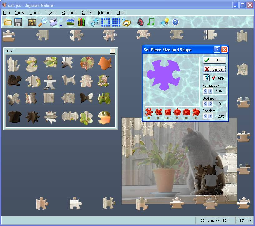 Jigsaws Galore Download