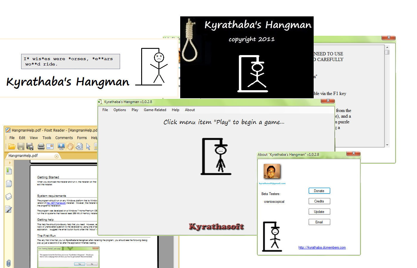 Kyrathaba's Hangman Download