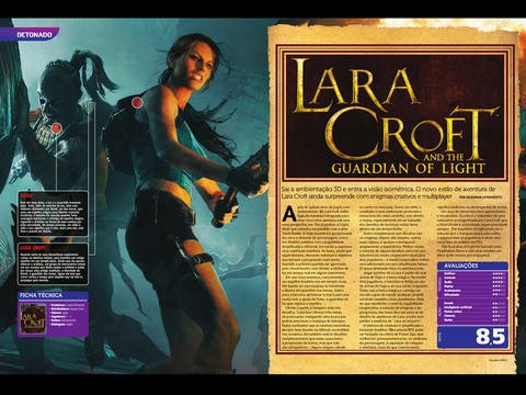 Lara Croft and the Guardian of Light - Detonado Download