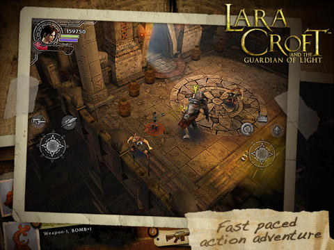 Lara Croft and the Guardian of Light HD Download
