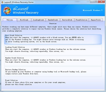 Lazesoft Windows Recovery Home Download