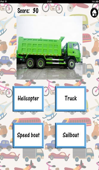 Learn English For Kids: Vehicles Download