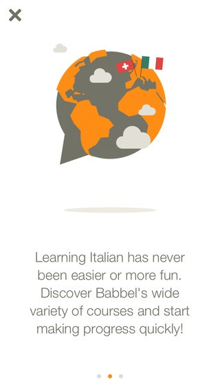 Learn Italian with Babbel Download