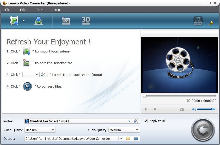 Leawo iPad Video Converter Download