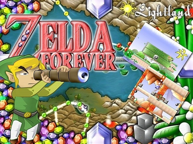 Legend of Zelda Forever Download