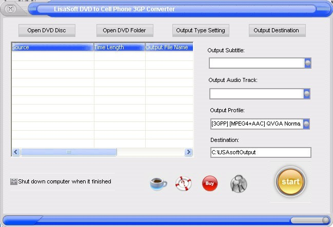 DVD to Cell Phone Converter Download