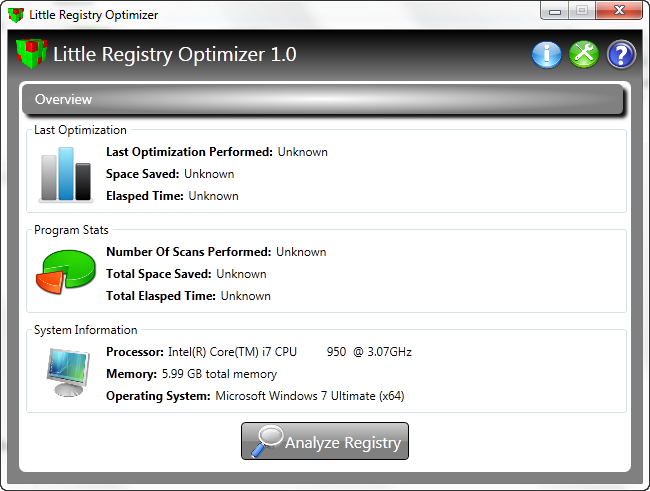 Little Registry Optimizer Download