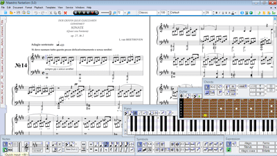 Maestro Notation Download