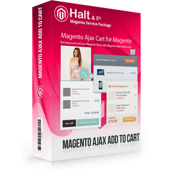 Magento Ajax Cart Pro Extension Download