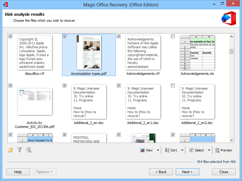 Magic Office Recovery Download