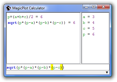 MagicPlot Calculator for Linux Download
