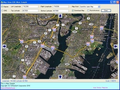 Map View SDK Download