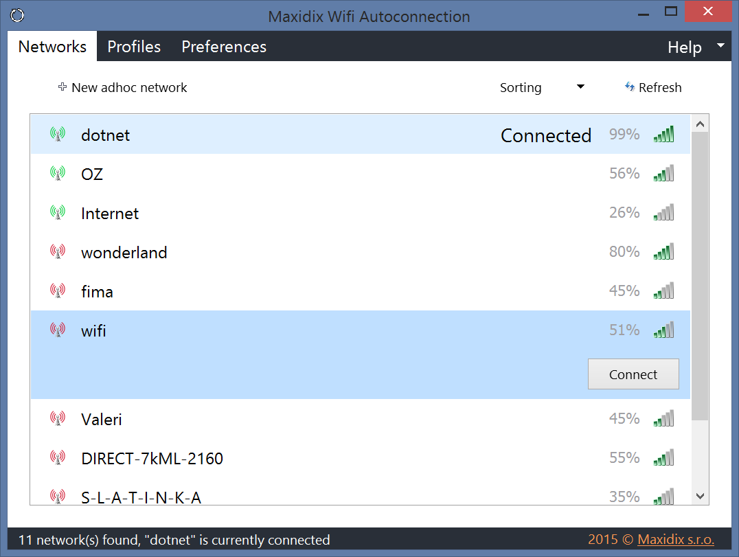 Maxidix Wifi Autoconnection Download