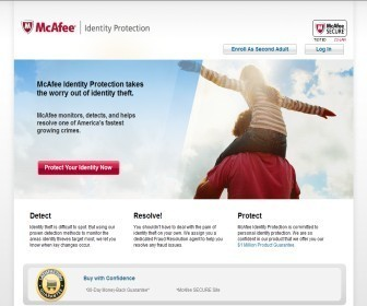 McAfee Identity Protection Download