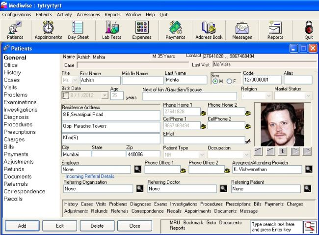 Mediwise Clinic Management System Download