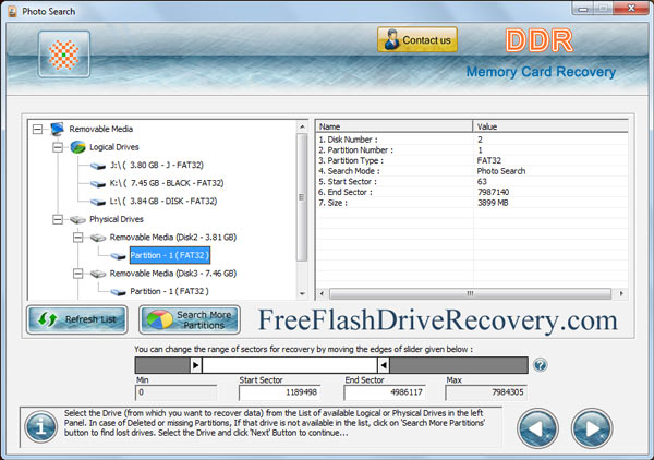 Memory Card File Recovery Download