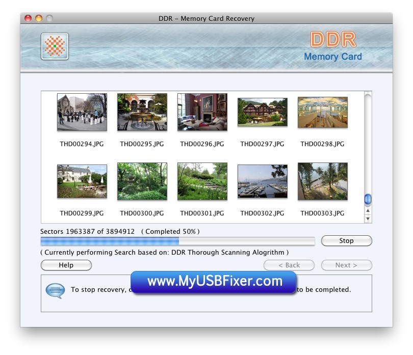 Download software to unformat/undelete files from micro SD/SDHC/SDXC card