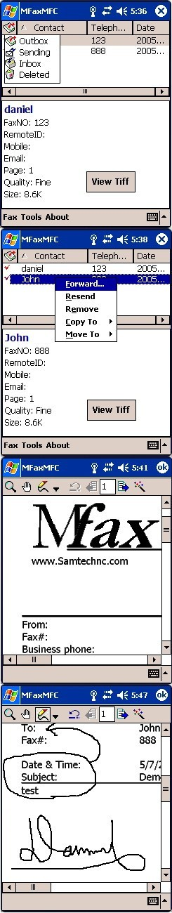 MFaxCE Download