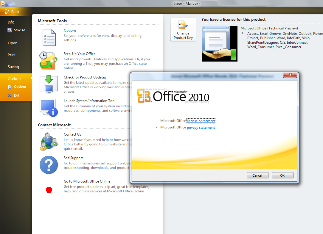 Microsoft Office 2010 x64 Download