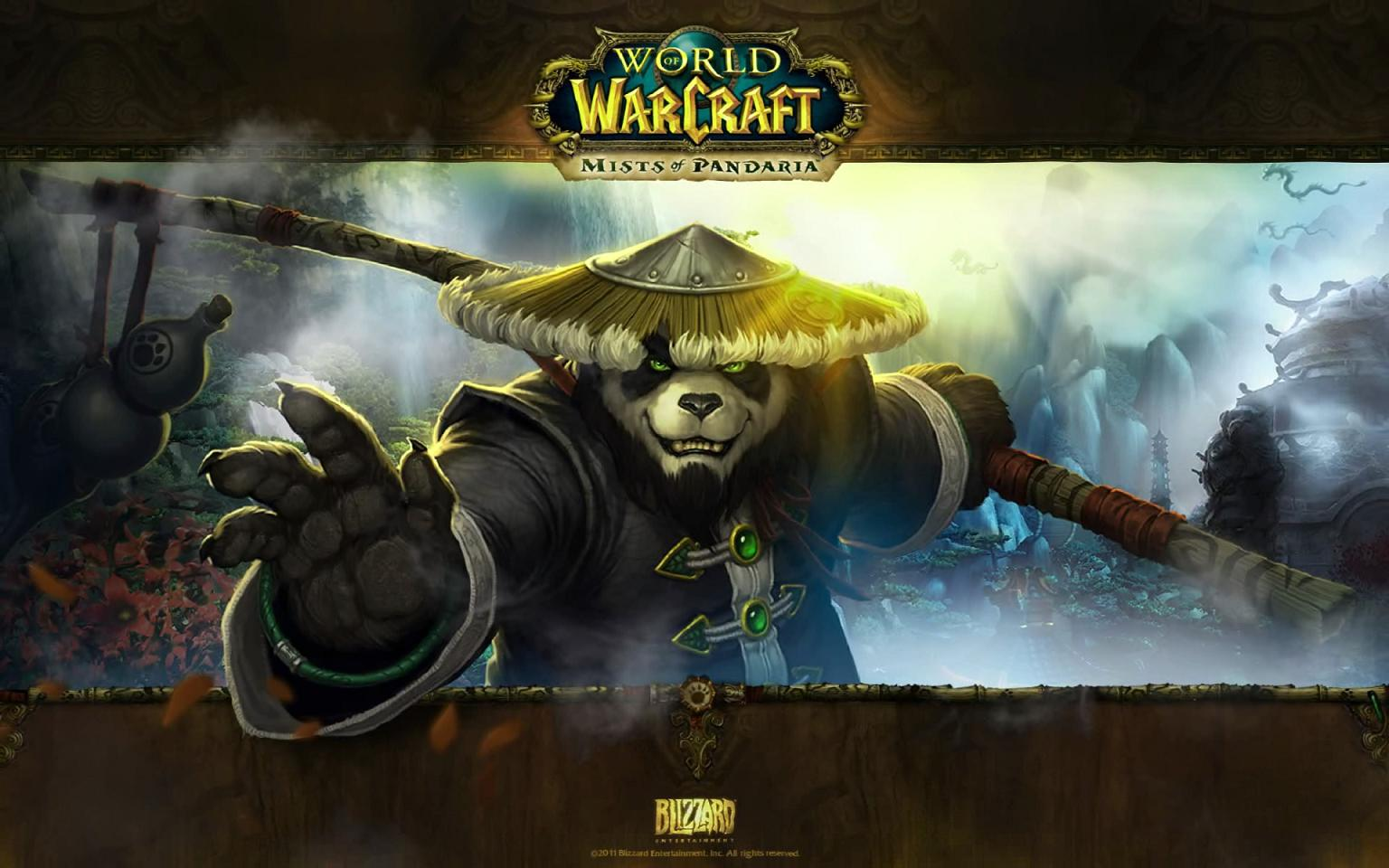 Mists of Pandaria Animated Wallpaper Download