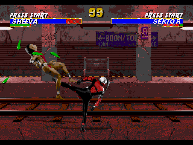 Mortal Kombat III Download