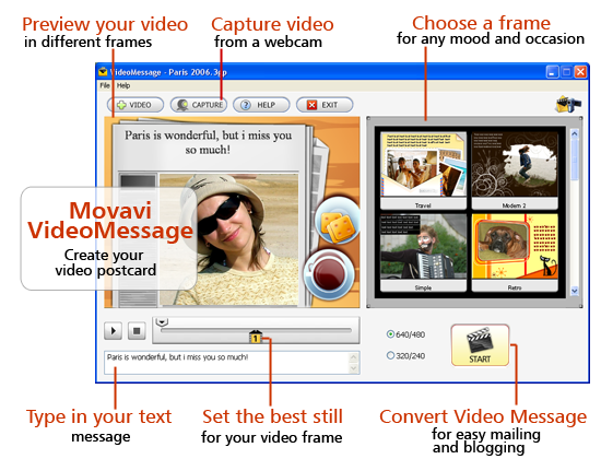 Movavi VideoMessage Download