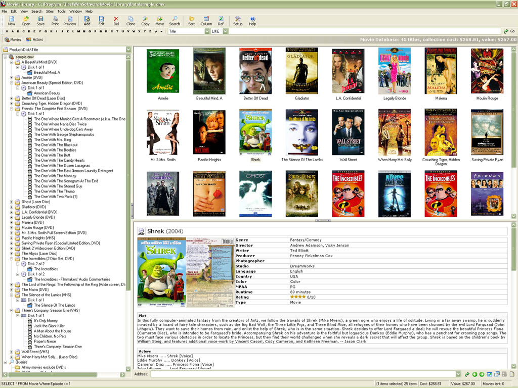Movie Library Download