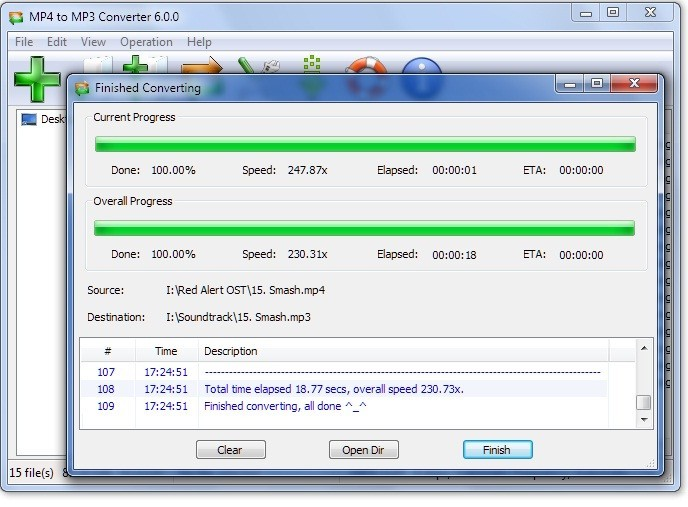 Mp4 to mp3 converter is an easy efficient fast yet free mp4 to mp3