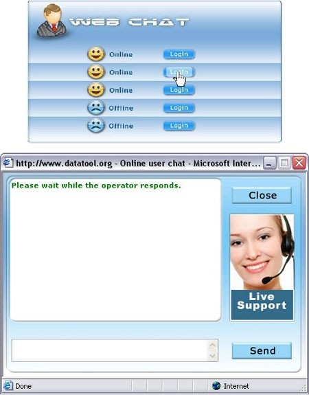 Multiple Operator Chat Software Download