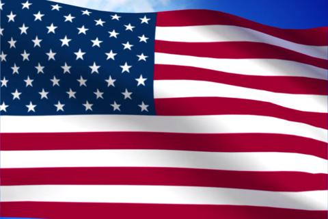 My Flag App US - The US animated flag Download