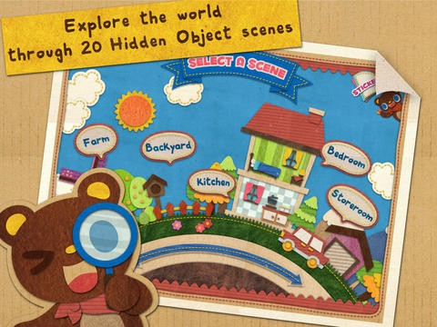 My Happy World : Hidden Object Game for Kids! Download