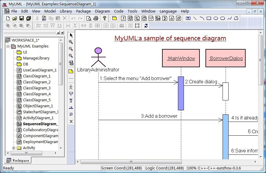 MyUML Download